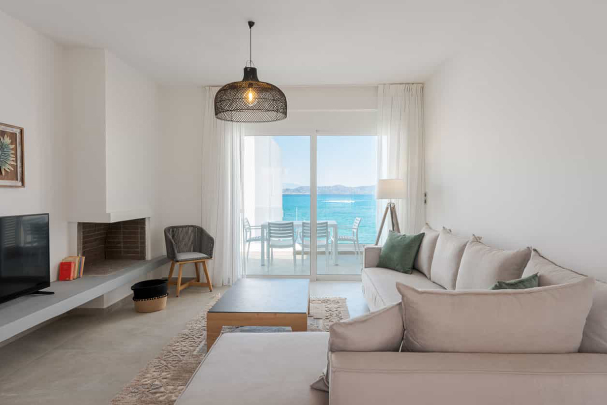 seaside apartments suites greece