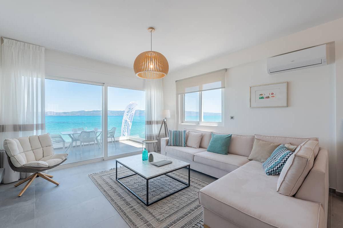 seaside apartments suites greece